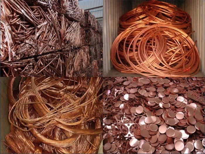 Minh Phát thu mua phế liệu đồng